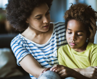 Managing kids' anxiety during an overwhelming time