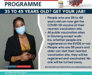 I'm young and healthy – why should I get vaccinated?