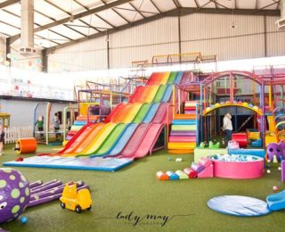 11 awesome kids party venues in Gauteng