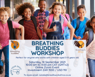 Supporting children through conscious breathing