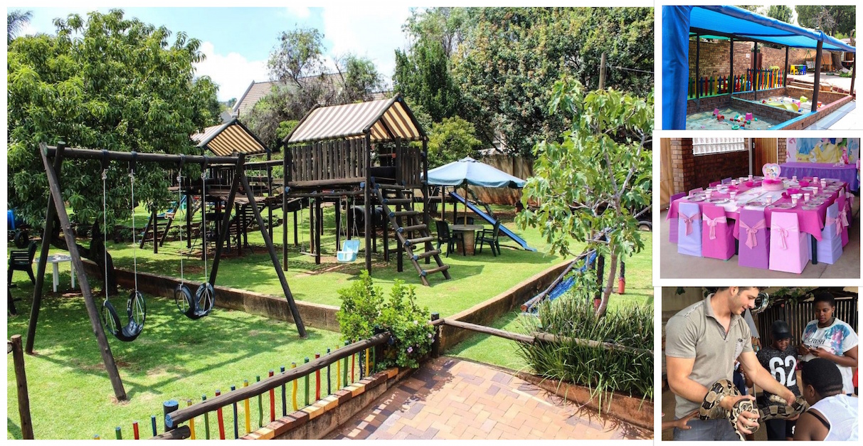 mighty jungle - kids party venue