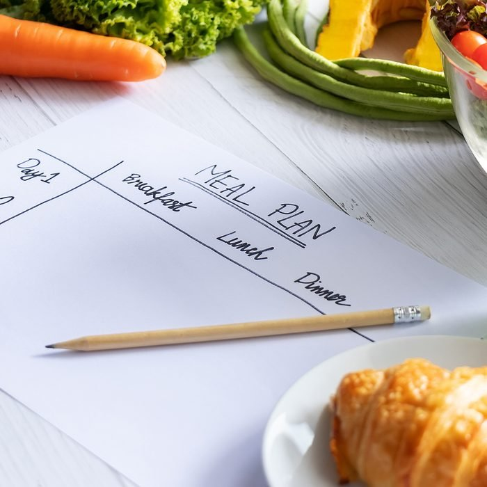 groceries and meal planning