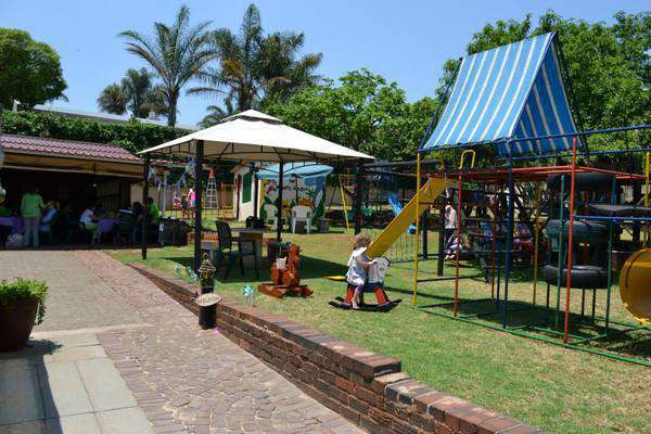 East Rand outdoor party venue
