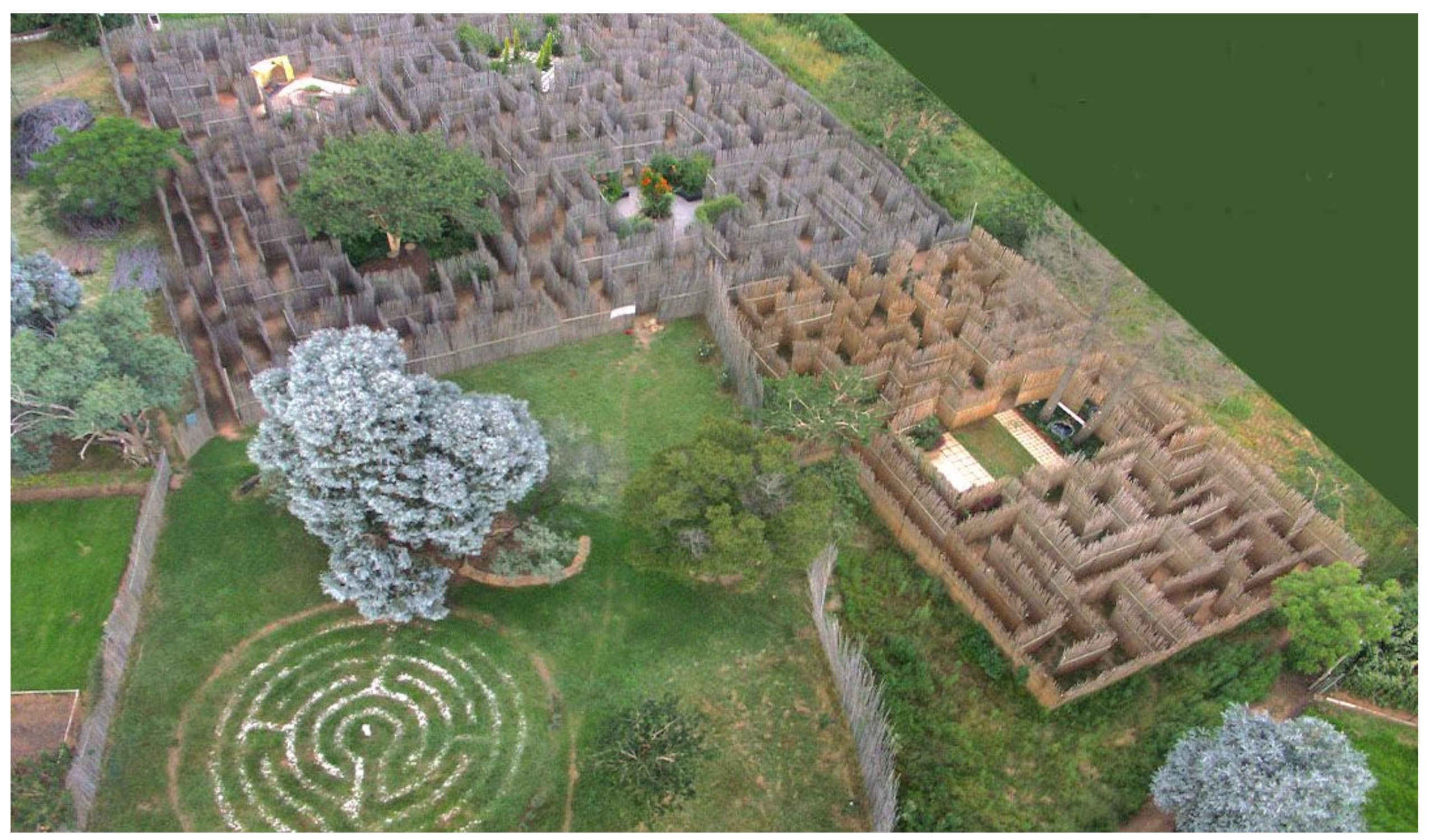 Family Outings in Gauteng Honeydew A-maze-ing Mazes