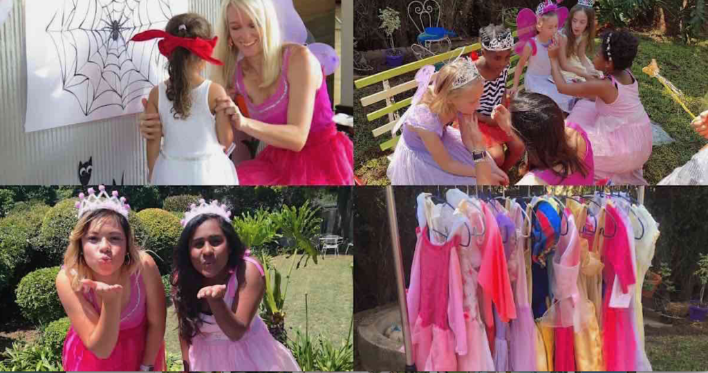 Entertainment for kids parties - Mad Hatters